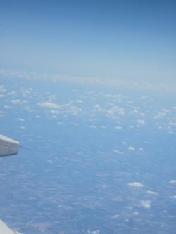 In de lucht met US Airways