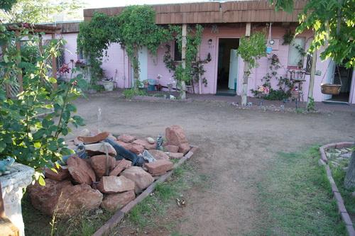 Onze Debbie's Hideaway cottage