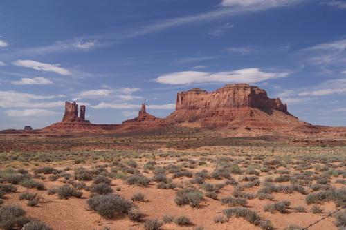 Afscheid van Monument Valley