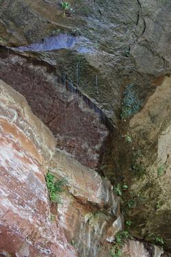 Een zuinige waterval