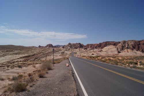 White Domes Road