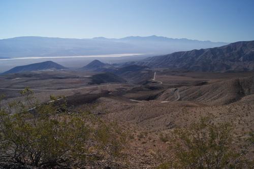 Uitzicht vanaf Father Crowley viewpoint