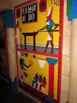 Oud Egyptische sporten