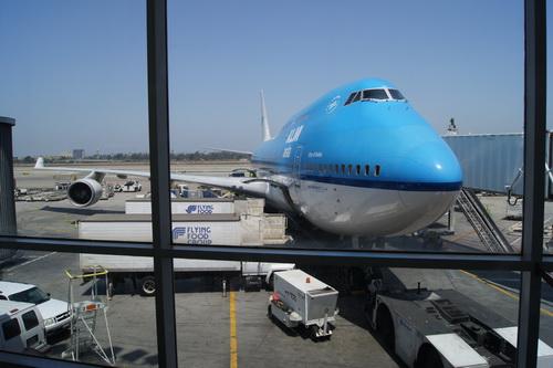 Ons vliegtuig: City Of Dubai